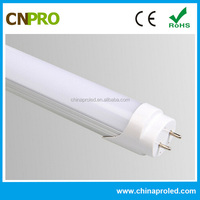 hot seller cheap super bright led light tube t8 1.2m led tube 18w clear/milky cover 3 years warranty