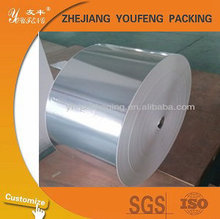 2014 hot sales golden\/silver aluminum foil paper for cigarette