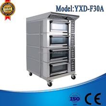 hot sell YXD series CE price of bakery machinery/bakery oven prices