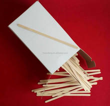 hot sale high quality wooden coffee stirrers