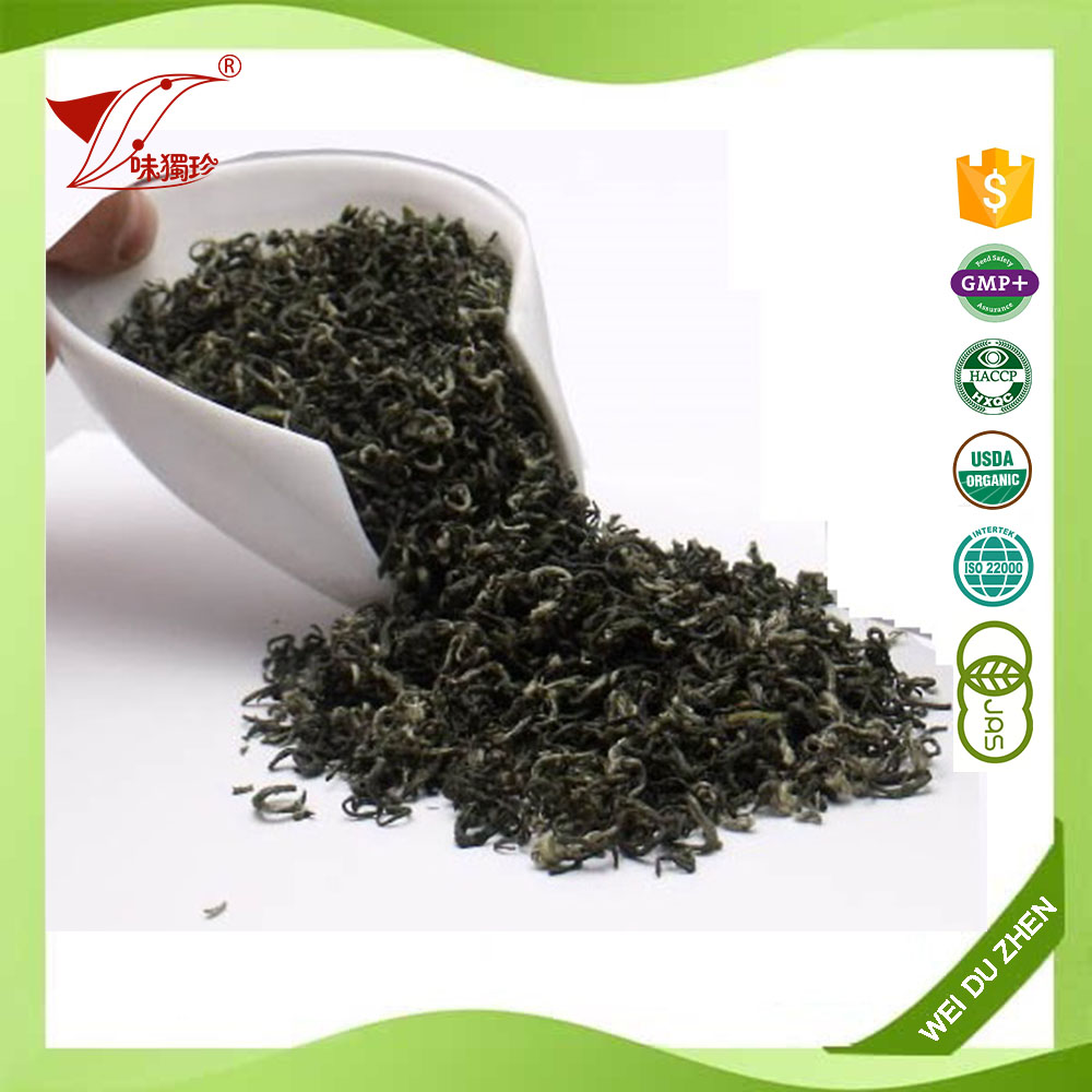 Wholesale Blood Fat Reducing Green Tea Maofeng Best Dieters Tea Without Body Detox Side Effects