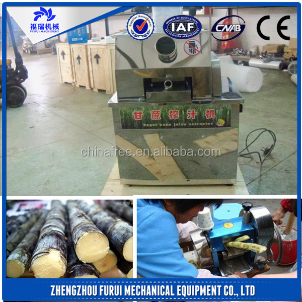 table type new sugarcane machine for sale/portable sugar cane juicer machine