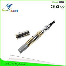 Smash Hit! 2013 Newest VV VW Mod Ecigarette KTS X6 KTS ,Gold Color with X8 Tank