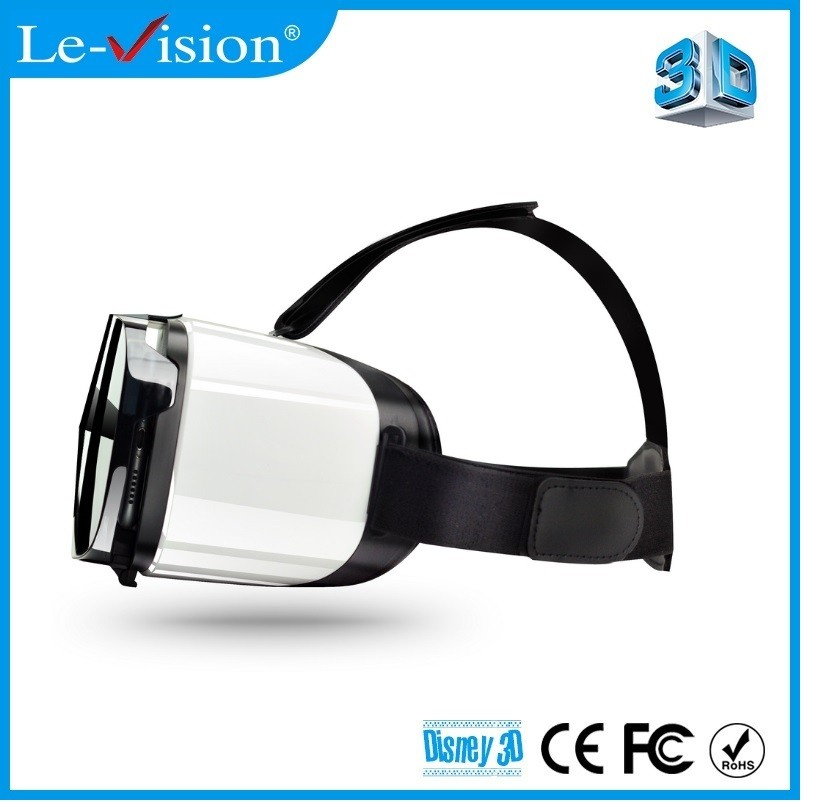 Good quality VR Box Virtual Reality 3D Glasses