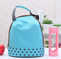 Portable Cooler Lunch Box Bag Tote Insulated Canvas lunch Bag Thermal Food Picnic Lunch Bags for Women kids Men