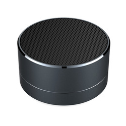 Promotional amplifier subwoofer stereo wilreless round wireless speaker with sucker