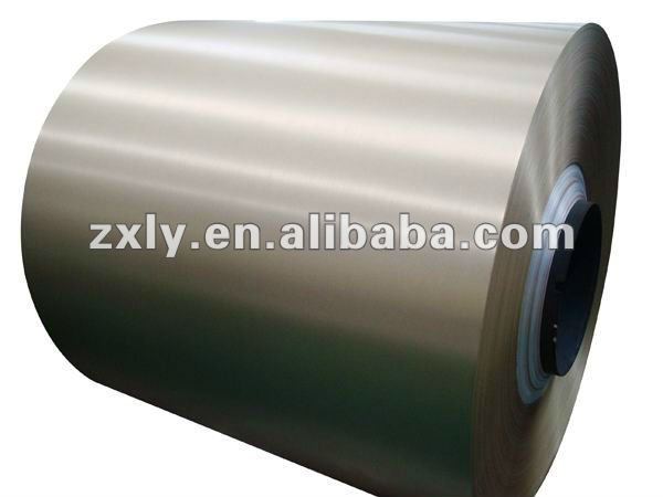 PE/PVDF color coated aluminum coil and roll
