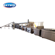 Small Products Biscuit Manufacturing Process Machine Plant