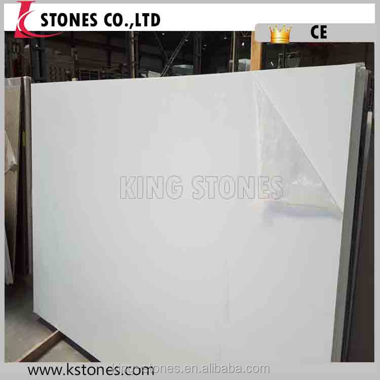 white artificial quartz stone price