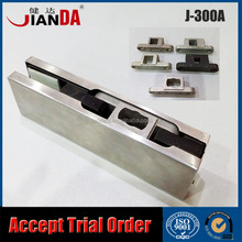 China Wholesale Price Glass Door Aluminum Bottom Patch Fitting