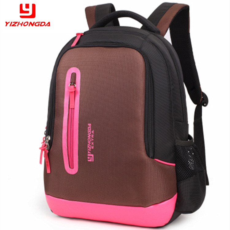 "2016 business casual 15""large capacity shoulder <strong>laptop</strong> backpack computer bags"