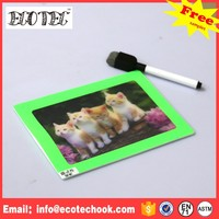2016 christmas gift new style digital photo frame coffee shop