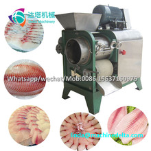 automatic minced fillet extract machine