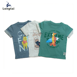 100% cotton baby T-shirts