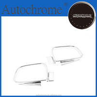 Factory price car auto exterior car accessory chrome side mirror frame for Hyundai Tucson accessories