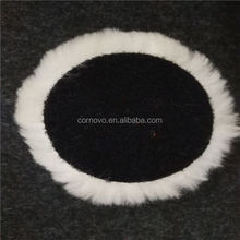 Hot sale sheepskin wool car buffing pad for sale