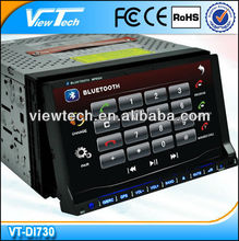 7'' Auto Car audio with touch screen