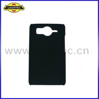 Rubberized Back Cover for HTC Desire HD
