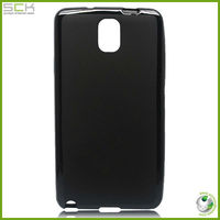 Glossy TPU case cover for Samsung Galaxy Note3/III