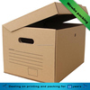 High quanlity corrugated carton box for storage