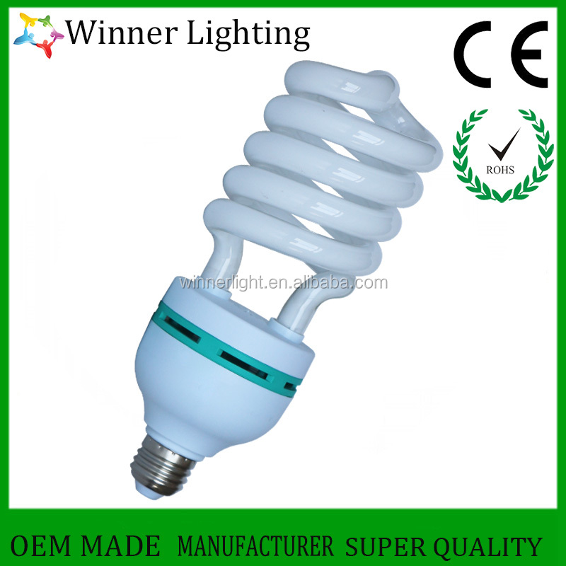 energy saving electronic fluorescent lamps full spiral 40watt 3000h e27 saver energy Bulbs lighting