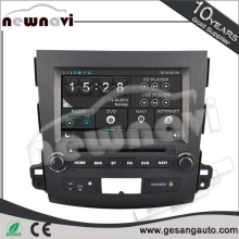 gps navigation Car Dvd Player Vedio Stereo For CS-M013 MITSUBISHI OUTLANDER 2005- 2012 Support Original GPS,Bluetooth,3D UI