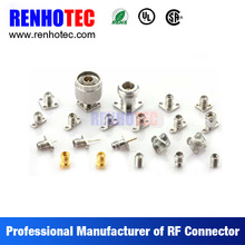 Newest BNC SMA N TNC F Plug RF Connector Electrical Coaxial Auto Terminal F Connectors