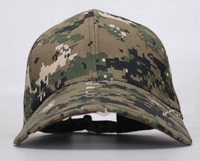 Men's Soldier Stretch Fit Structured Cap