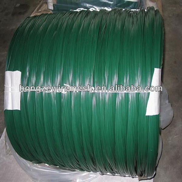 0.6mm to 3mm PVC Coated Wire iron wire