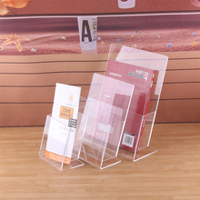 Acrylic Advertising Display Shelf Soft Drinks Display for sale