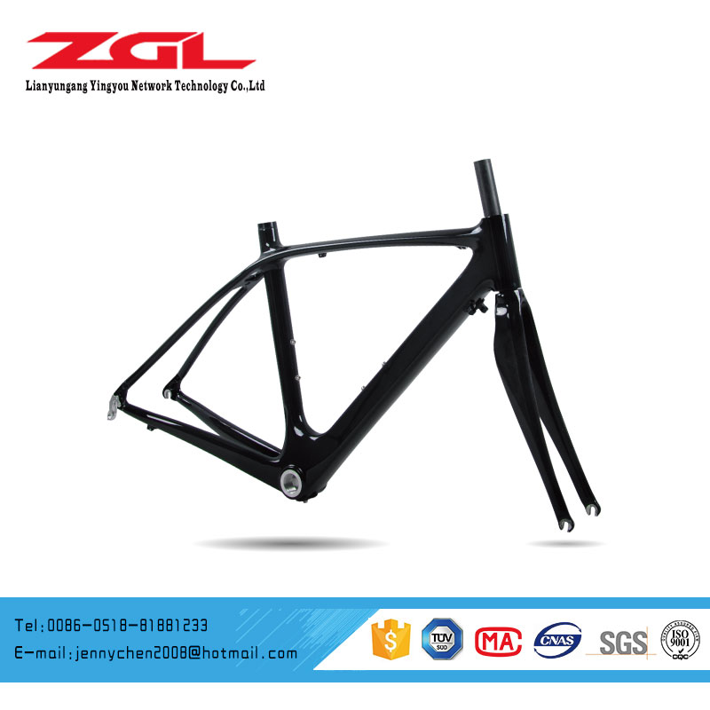 700C Carbon Fiber Road Racing Bicycle Bike Frame Road Carbon Frame OEM CRB 10