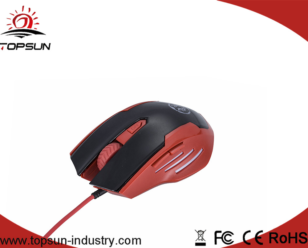 6D Optical Wired Gaming Mouse Types of Computer Mouse With MAX DPI 2400