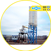 High quality 35m3/h mini ready mix concrete batch plant for sale