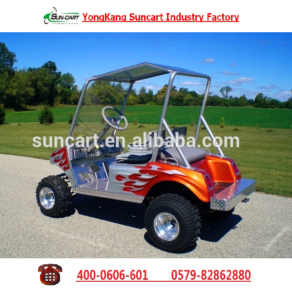 Custom Golf Cart(club car body),Customized electric golf cart,Hotel electric golf cart