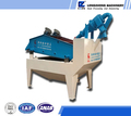 Coal slurry recycling machinery