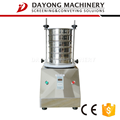 DY200 fine metal powder mesh size testing sieve shaker equipment
