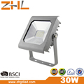 Patent design Aluminum 30W SMD LED Flood light 200-265VAC IP65 wateproof outdoor lighting wihite color