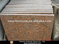 Maple Red Granite Slab And Tile-G562 Leaf Stone