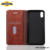 Cell Phone Case Flip Pu Leather For iphone x