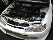 Used Quality half cut , Engine, Auto parts