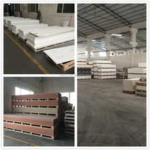 samsung staron sheet/acrylic modified slab/solid surface sheet
