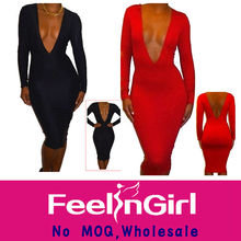 hot women sex celebrity bandage bodycon dress wholesale