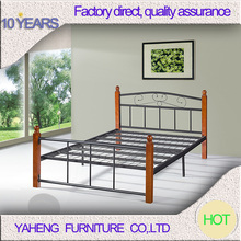 cuotom no adjustable metal bed frames wholesale manufacturers