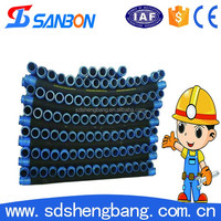 concrete pump rubber hose pipe