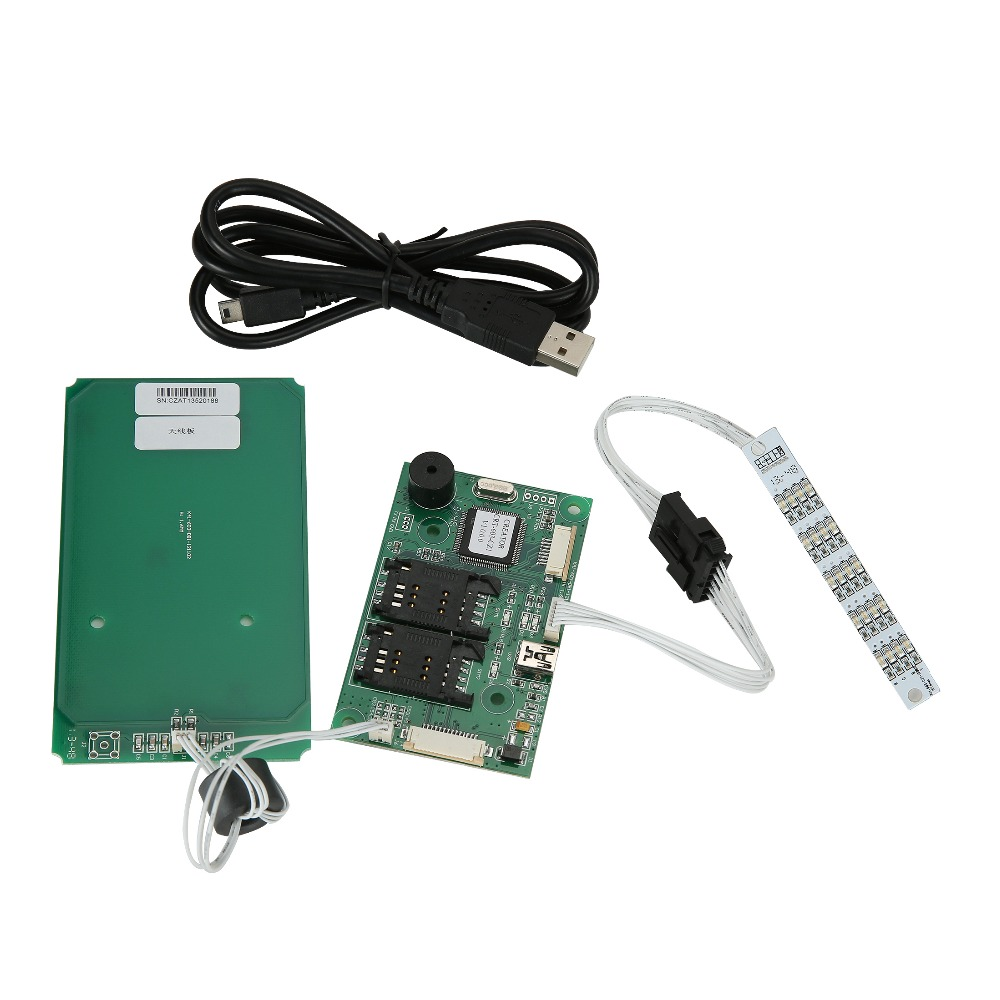 2016 hot selling contactless rfid card reader