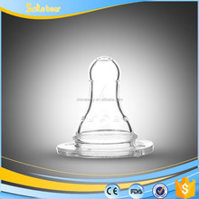 food grade injection silicone rubber baby nipples