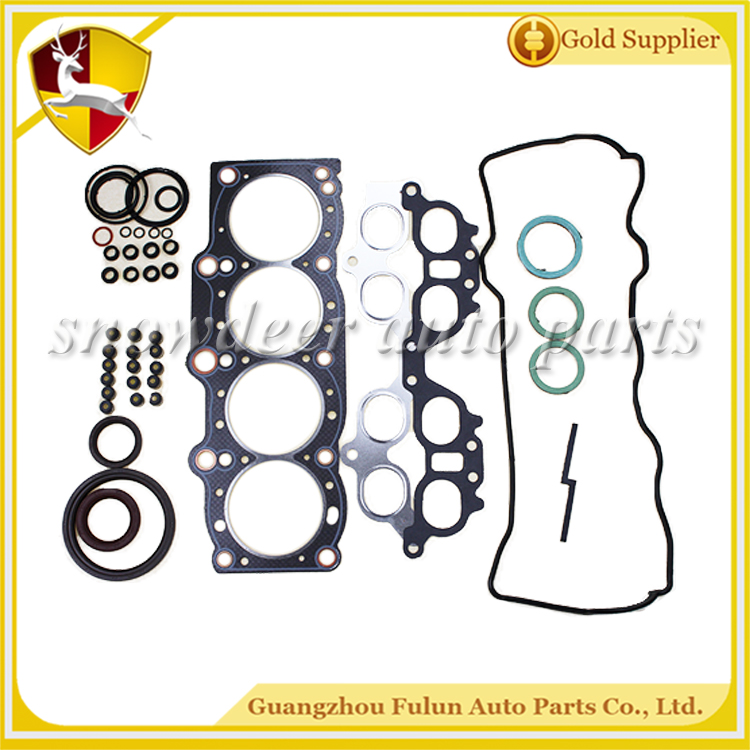 OEM 04111-74191 Full Gasket Set For Toyota Auto Engine 3SFE With High Technology