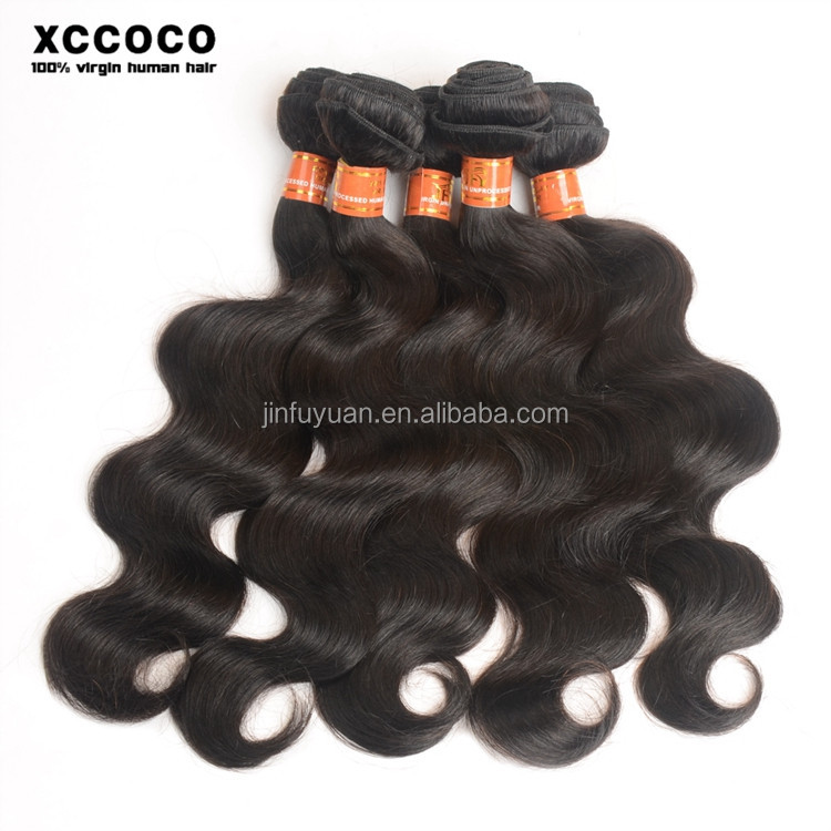Wholesale 7a 100% Unprocessed Body Wave All Express Brazilian Hair, Brazilian Hair Color Dye