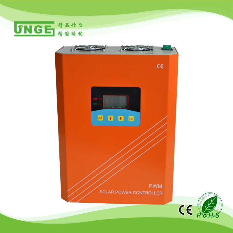 High quality off grid system 24v 200a solar charge controller