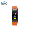 smart watch android Touch Screen Smart wristband with IPS screen with 256 colors